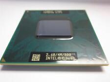 Lot 5 Intel Core 2 Duo T7800 SLAF6 2.6Ghz 4MB 800MHz PBGA479 PPGA478 CPU+Thermal