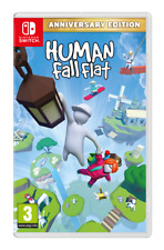 Human Fall Flat Anniversary Switch neuf sous blister