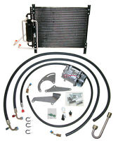67-68 CAMARO BIG BLOCK V8 AIR CONDITIONING UPGRADE KIT A/C AC 134A STAGE 2