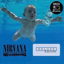 NIRVANA (US) - NEVERMIND [20TH ANNIVERSARY DELUXE EDITION] [DIGIPAK] (NEW CD)