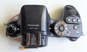 Panasonic DMC-GH4 top cover