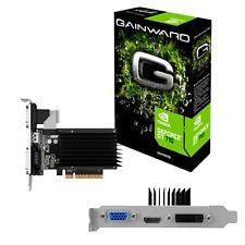 Gainward 3576 GeForce GT 710 2GB SilentFX NVIDIA GeForce GT 710 - PCI Express