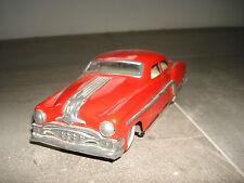 Belchspielzeug rot Auto Minister Deluxe Blech Auto Blechauto Modell