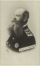 orig. old photo Russian Imperial Navy Fleet Admiral S.O.Makarov