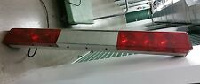 Vintage PSE Public Safety Equipment Force XL Light bar Lightbar Tested Working