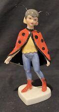 Royal Copenhagen Figurine Lady Bug - child in costume Lady Bird