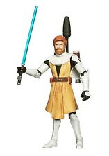 STAR WARS THE CLONE WARS OBI-WAN KENOBI ACTION FIGURE CW12