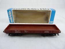 Marklin: 4473 DB 4 Axled Flat Wagon