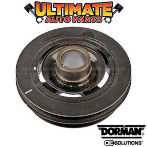 Harmonic Balancer Crank Pulley (2.2L / 2.4L 4 Cylinder) for 75-95 Toyota Pickup
