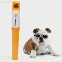 FD64 New Durable Professional Pet Dog Cat Electric Nail Grinder Clipper File
