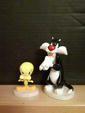 Deagostini Looney Tunes - Tweety and sylvester figure - Warner bros - Collection