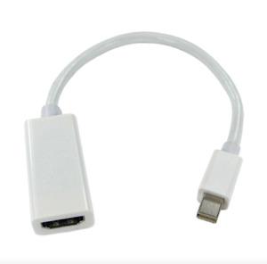 15cm Mini Display Port Thunderbolt Male Plug to HDMI Female Adapter