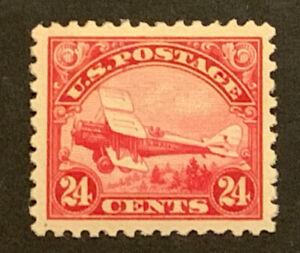 Travelstamps : 1923 US Stamps Scott #C6 Mint OG NH  24 Cent CENTERED!!