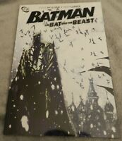 Batman The Bat and the Beast TPB (2010) VF/NM