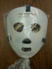 vintage hockey mask Stall & Dean Puckmaster face mask Original packaging