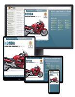 Honda ST1300 Pan European (2002-2011) Haynes Online Manual
