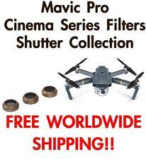 PolarPro Cinema Series Filter For DJI Mavic Pro Shutter Collection-Free Shipping