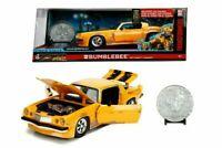 Jada Toys 1:24 Bumblebee 1977 Chevy Camaro W/ Coin