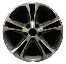 "17"" Ford Mustang 2013 2014 Factory OEM Rim Wheel 3906 Charcoal Machined"