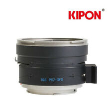 Kipon Tilt Shift Adapter for Pentax 67 P67 Mount Lens to Fuji GFX Medium Camera