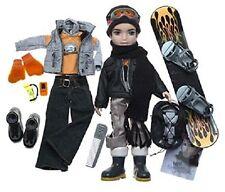Bratz Boyz Winter Wonderland Eitan Doll Rare Collectible 2002