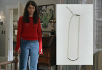 The Mick Sabrina Pemberton Sofia Black D'Elia Production Worn NECKLACE (07)