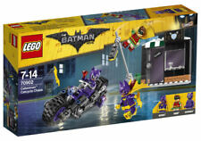 LEGO® THE BATMAN MOVIE 70902 NEU & OVP Catwomam Catcycle-Verfolgungsjagd Batgirl