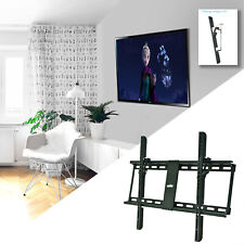 "Tilt TV Wall Mount Low Profile Tilting TV Mount Bracket for Most 32-85"" Screen"