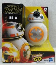 Star Wars Rise of Skywalker BB-8 Droid SPARK & GO Rev-Up Action Toy Figure NEW