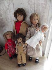 POUPEE BELLA LA FAMILLE BELLA COMPLETE 1979