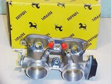 Ferrari 355 Engine Throttle Body Intake Manifold_162482_NEW_OEM_Weber_Right Side