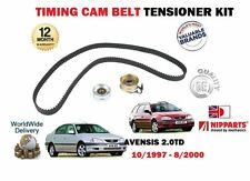 FOR TOYOTA AVENSIS 2.0TD 2C-TE CT220 1997-2000 NEW TIMING CAM BELT TENSIONER KIT