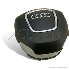 Audi A4 A6 A8 Q7 4F0 Driver - Steering Wheel - Airbag <Soul Black> 4F0880201S6PS