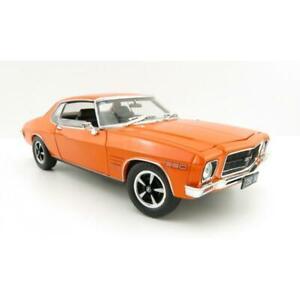 DDA GreenLight DDA209 1973 Holden HQ Monaro GTS 350 Orange Scale 1:24