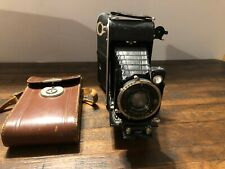 Vintage Libretta Compur F. Deckel-Munchen Camera