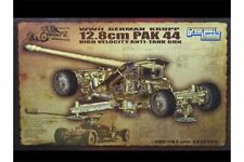 Great Wall Hobby L3526 1/35 WWII German Krupp 12.8cm Pak 44