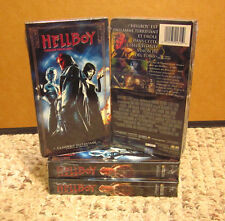 HELLBOY shrink-wrapped French version NWT Ron Perlman 2004 Mike Mignola VHS