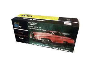 J. Rosenthal JR21 FAB 1 Friction Vehicle Repro Box