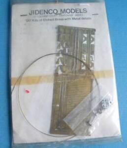 Jidenco Models 4mm Brass & Metal Kit - LNWR / LMS Traction Farm Implement Wagon