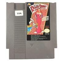 Who Framed Roger Rabbit NES (NTSC) Nintendo Game Cartridge