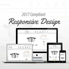 2017 Compliant Mobile Responsive Ebay Auction Listing Template Kitchen