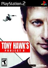 Tony Hawk''s Project 8 PS2 New Playstation 2