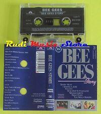 MC BEE GEES Story italy POLYDOR 843 419-4 no cd lp dvd vhs ***