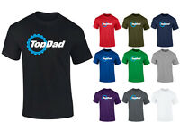 Mens Top Dad Funny Parody Gear Fathers Day Birthday Gift T-shirt S-XXL