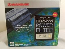MarineLand Penguin Power Filter w/Multi-Stage for aquariums up to 30-gallon New