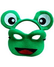 Frog Headband And Mask Set One Size