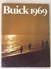 Vintage Buick 1969 Ad Booklet