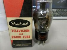Vintage Rauland Radio Tube Type 85  - New Old Stock / NewInBox Untested