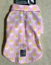 New listing Fuzzyard - Fuzz Yard - Easter Chicks Pink Shirt Puppy/Dog sz 5 Xlarge Nwt