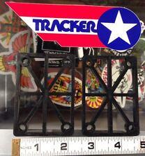 "TRACKER VINTAGE OLDSCHOOL RISER PADS 5/16"" 80'S SKATEBOARD PARTS NEW OLD STOCK"